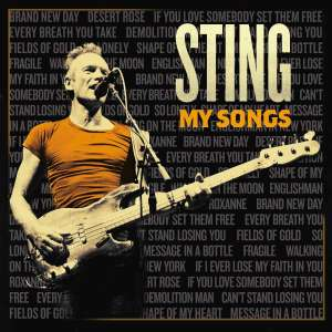 My Songs Deluxe CD by Sting (2019) £4.53 (Prime) / £5.52 (non Prime) @ amazon.co.uk