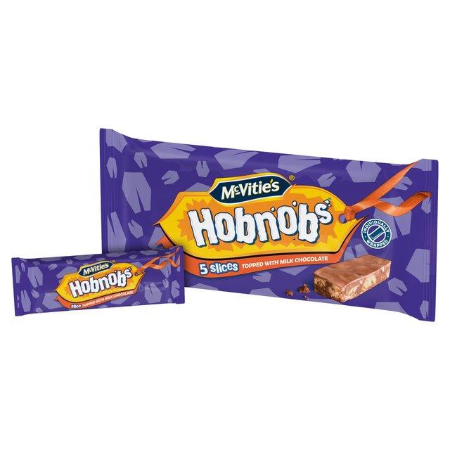 Mcvitities tiffin hobnob slices 2 for £1 @ Fulton foods