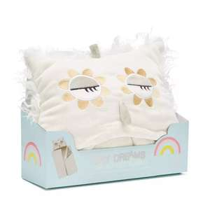Cozy hooded blanket £4.50 Debenhams - free Click & Collect