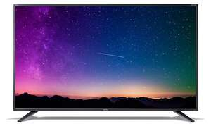 Sharp 55-inch 4K UHD HDR Smart TV (4T-C55BJ2KF2FB) £299 at Argos + Free Click and Collect