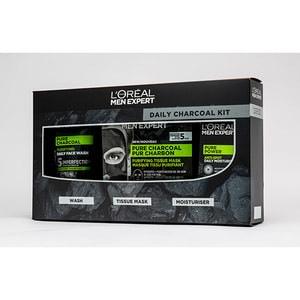 L'Oreal Men Expert Ultimate Charcoal Kit - £4.99 @ Superdrug