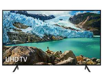 "Samsung UE75RU7100 75"" Smart 4K Ultra HD TV with HDR10+, Apple TV and Slim Design £769 @ cramptonandmoore / eBay"