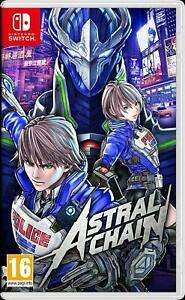 Astral Chain (Nintendo Switch) - £34.39 delivered @ ShopTo eBay
