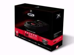 XFX AMD Radeon RX 580 8GB OC+ 1366MHz Graphics Card £129.93 And free Borderlands 3 and 3 months game pass for PC@ ebuyer eBay
