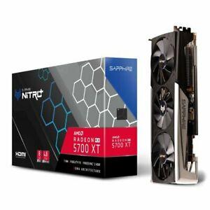 Sapphire Radeon RX 5700 XT NITRO+ 8GB GDDR6 Graphics Card - £365.70 @ Ebay Ebuyer