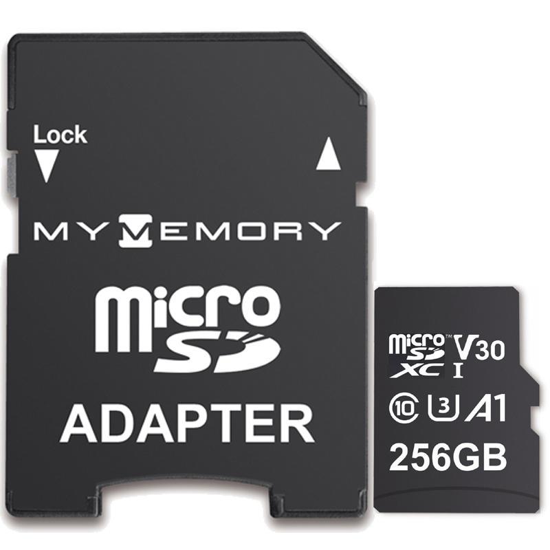 MyMemory 256GB V30 PRO Micro SD @ mymemory - £24.75