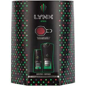 Lynx Africa gift set reduced - £2.12 @ Tesco (Walsall)