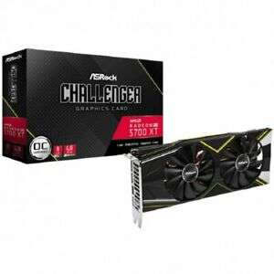 Asrock Radeon RX 5700 XT Challenger 8GB OC Graphics Card And free Borderlands 3 and 3 months game pass for PC £327.72 @ ebuyer eBay