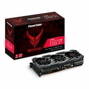 PowerColor Radeon Red Devil RX 5700XT 8GB Graphics Card £356.86 ebay ebuyer_uk_ltd