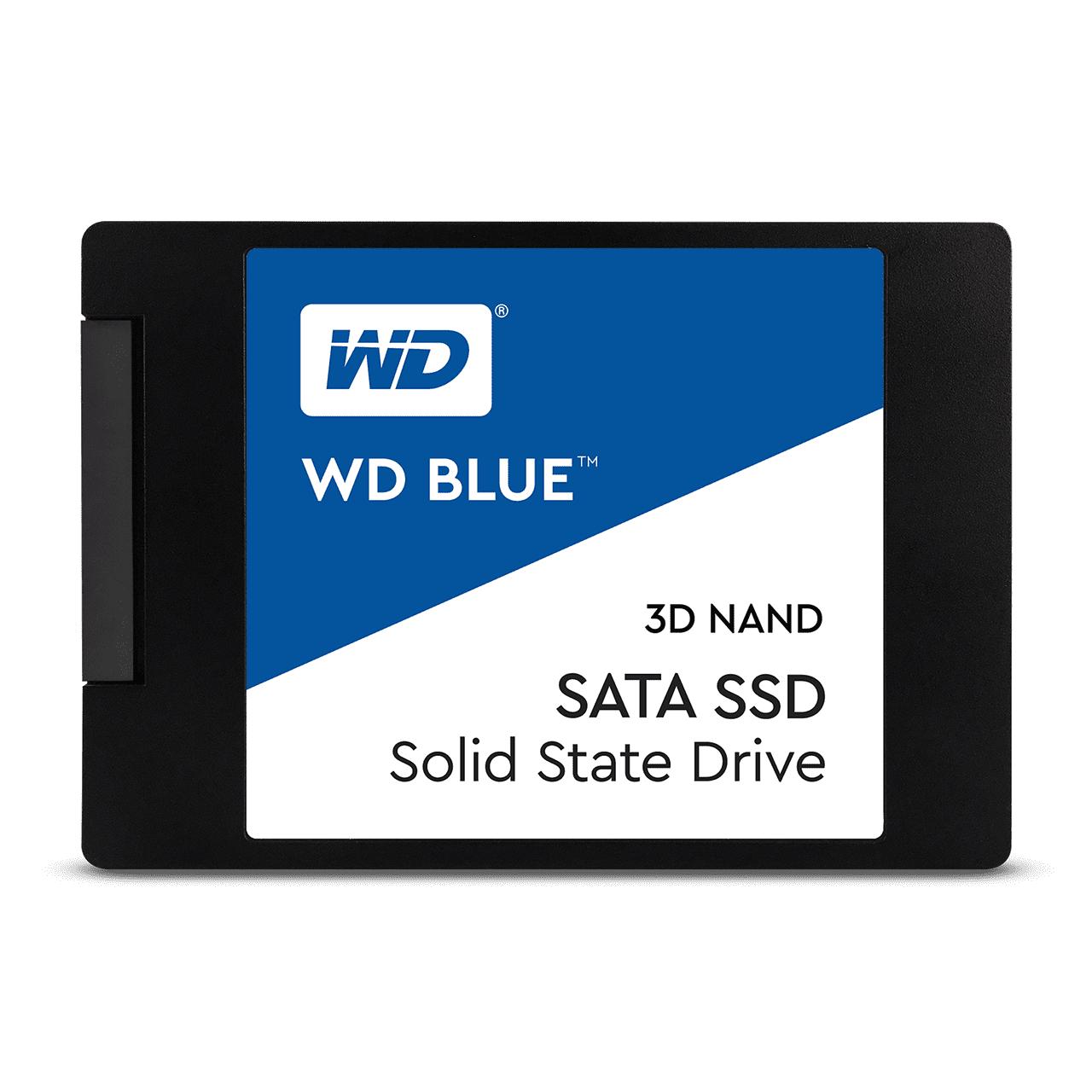 WD Blue 4Tb 3D NAND Internal SATA SSD - £338.48 @ ebay / ebuyer