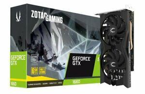 Zotac GTX 1660 6GB GDDR5 - Ebuyer Ebay - £162.59