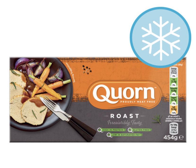 Quorn Family Roast 454G £1.50 @ Tesco