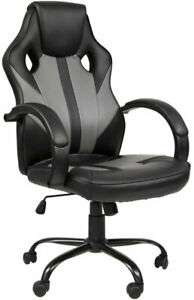EG 110 Grey & Black Gaming Chair - £50.85 @ ebuyer / eBay