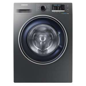 Samsung EcoBubble WW80J5555FX 8kg 1400rpm Washing Machine £279.20 with code @ Hughes Direct ebay