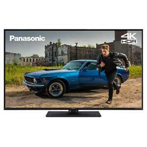 Panasonic TX43GX550B 43 Smart 4K Ultra HD LED TV £253.60 @ HughesDirect Ebay