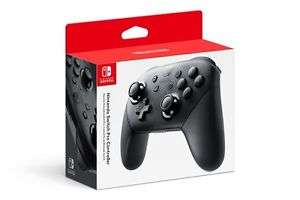 Nintendo Switch Pro Controller - £47.50 with code at Shop-To eBay