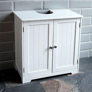 Priano Bathroom Sink Cabinet Under Basin Unit Cupboard now £23.96 with code at homediscountltd eBay