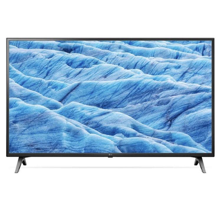 LG 55UM7100PLB 55 inch 4K Ultra HD Smart HDR LED TV - £319.20 Delivered with code @ HughesDirect/eBay