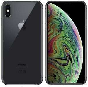 Apple iPhone XS Max 64GB Unlocked - *Space Grey* - Refurbished Grade B £458.59 @ cheapest electrical eBay