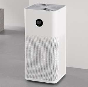 Xiaomi Air Purifier 3 3H(latest model) £121.34 with code(£119.02 new users) delivered from EU warehouse @ AliExpress Deals / Xiaomi MC Store