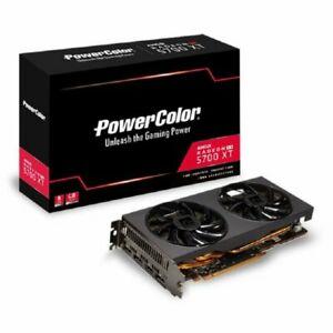 PowerColor Radeon RX 5700 XT 8GB GDDR6 Graphics Card £321.55 ebay ebuyer_uk_ltd