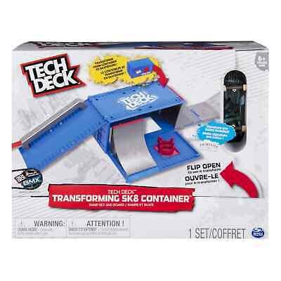Tech Deck Fingerboard Sk8 Container £21.56 @ skatehut / ebay