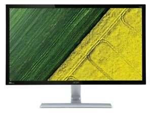 "Acer 28"" 4K UHD Freesync 1ms Monitor £170.54 at Ebuyer/ebay with code"