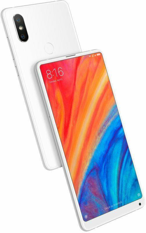 "Xiaomi Mi Mix 2S 5.99"" 6GB 64GB Dual Sim Smartphone - White £200.13 @E buyer/Ebay"