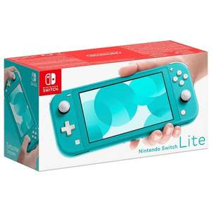 Nintendo Switch Lite Console in Turquoise or Yellow £171.96 from TheGameCollection eBay using code