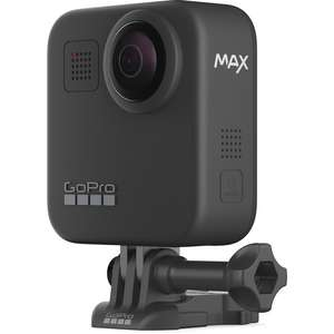 GoPro MAX 360 Action Camera on cameracentreuk eBay £375.20 with voucher code
