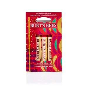 Burts Bees Kissable Colour £2.99 @ Superdrug (Free Click and Collect)