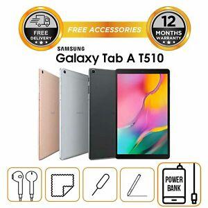 Samsung Galaxy Tab A 10.1 32GB 2019 - Black or Silver (No UK Plug) £135.99 @ eBay