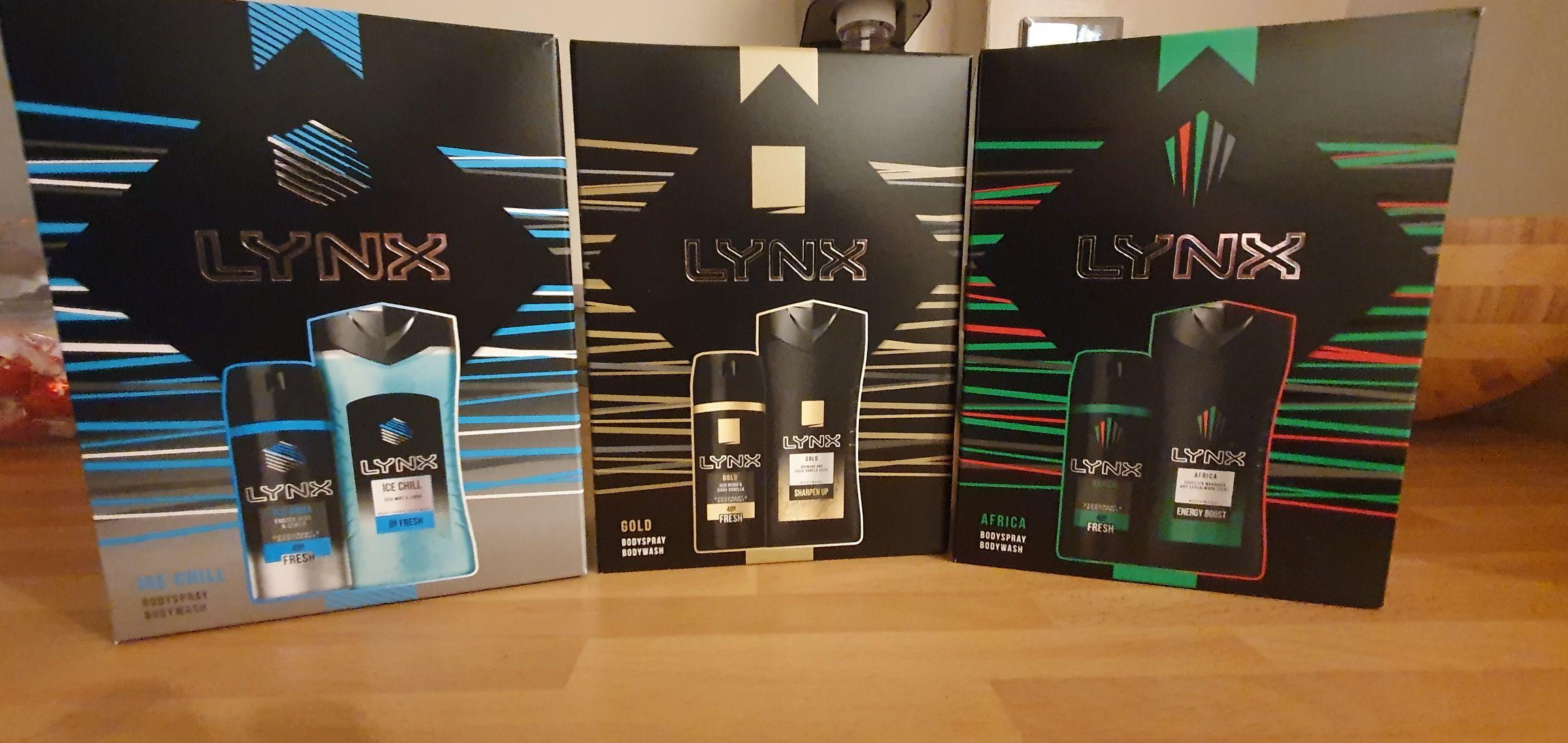 Lynx Gift Sets £1.50 @ Tesco Sunbury