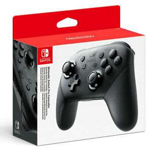 Nintendo Switch Pro Controller £48.76 @ thegamecollectionoutlet eBay