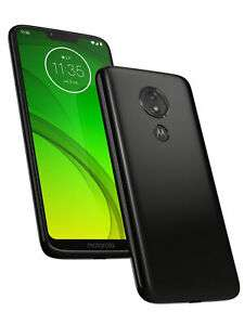 Motorola Moto G7 Power Black 64GB Sim Free £127.19 (With Charger only in box) @ technolec_uk / Ebay