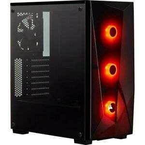 CORSAIR Carbide Series SPEC-DELTA RGB Tempered Glass Mid-Tower ATX Gaming Case £58.49 @ Ebay/Ebuyer