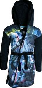 Childrens (Age 4) Star Wars Soft Fleece Dressing Gowns from £4.40 delivered @ kidswardrobe ebay