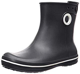 Crocs Women Jaunt Shorty Warm Lining Rain Boots (Black Black) £15 (Prime) / £19.49 (non Prime) at Amazon