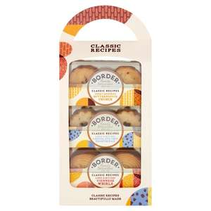 Border Classic Biscuits Carry Pack 450g - £3 @ Morrisons