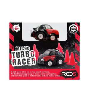 Remote control Turbo racer car for £4.50 at Debenhams