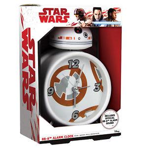 Star Wars BB-8 Alarm Clock £4.60 delivered @ paladoneuk ebay
