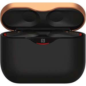 Sony WF-1000XM3 Truly Wireless Noise Cancelling Earbuds Black - Refurbished Grade B+ £127.83 @ Cheapest Electrical / eBay
