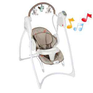 Graco Swing n Bounce 2-in-1 Swing/Bouncer (Woodland Walk) for £69.95 delivered @ Online4Baby