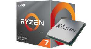 AMD Ryzen 7 3700X Gen3 8 Core AM4 CPU/Processor with Wraith Prism RGB Cooler £281.98 at Aria PC