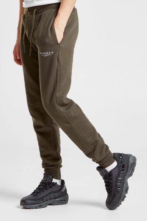 MCKENZIE Essential Cuffed Track Pants £10 at JD Sports