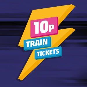 Northern Railway 10p Flash Sale