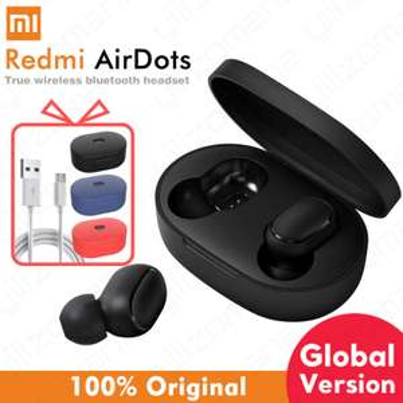 Xiaomi Mi AirDots Wireless earbud headphones for £12.40 delivered @ AliExpress Deals / Yilizomana Store