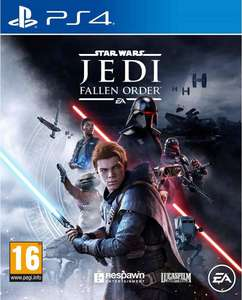 Star Wars Jedi Fallen Order (PS4 / Xbox One) for £35.96 delivered @ The Game Collection Outlet eBay