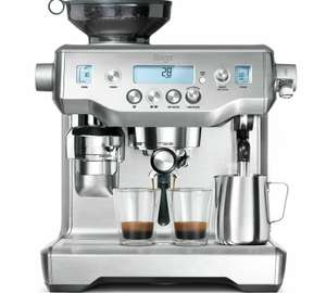 SAGE Oracle Bean to Cup Coffee Machine - Silver New other £839.55 @ Currys Ebay