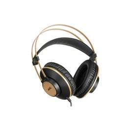 AKG K92 (Black/Gold) Over Ear Closed Back Headphones with 2 Year Guarantee £39.95 at Richer Sounds